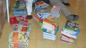 Gambia boeken 1 tm 4